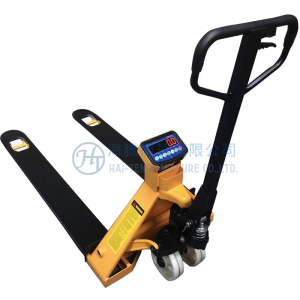 XCS油壓拖板車秤